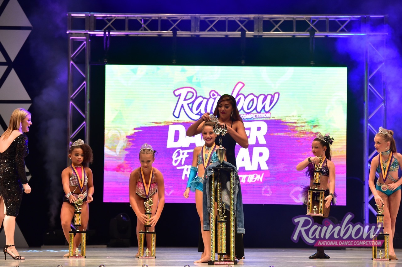 Panama City, FL National Dancer of the Year - 6/29/2017