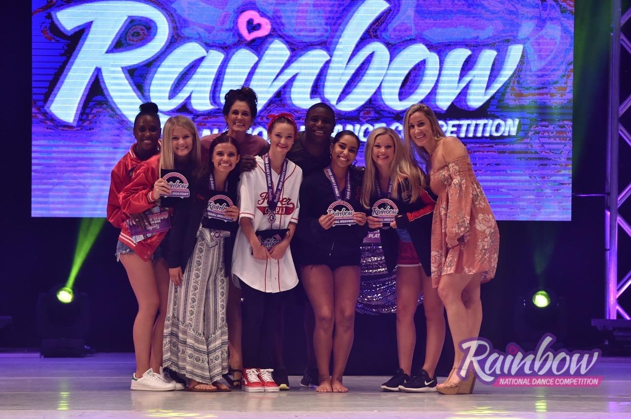 Rainbow Dance Competition Panama City Fl National Finals National Dance Competition June 27